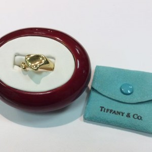 Tiffany Gold Rings