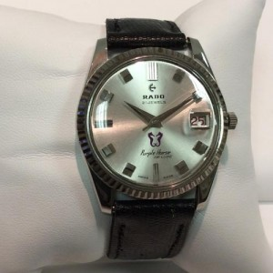 Stainless Steel Rado Mens Watch